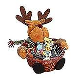 Cesta de almacenaje para Navidad de...