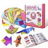 Gamenote color kit de origami para nios...