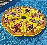 Inflable Porcin de Pizza Saln Gigante...