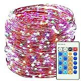 Guirnlda luces 50m 500 LED Extra largas...