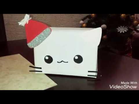 Envolturas kawaii de regalos 💕 Original wraps for gifts