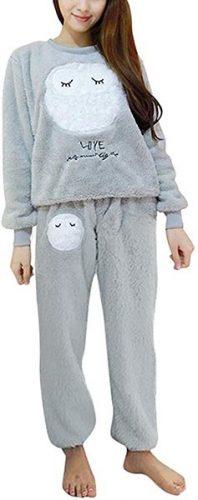 ropa pijama kawaii