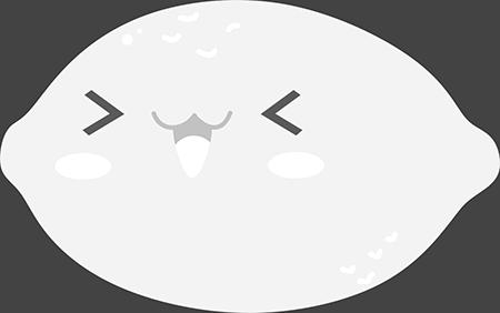 imagen de kawaii para pintar